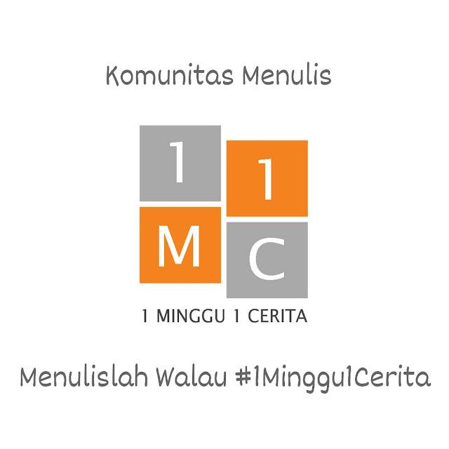 logo baru #1minggu1cerita