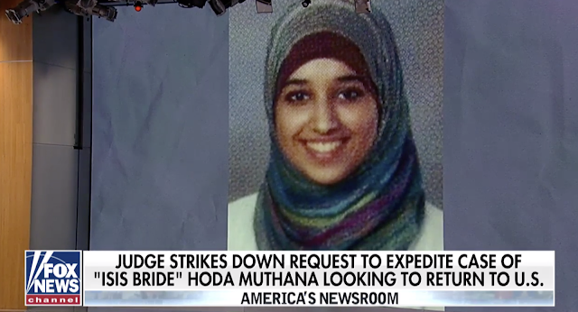 Hoda Muthana case: Is ISIS bride in 'significant' danger in Syrian refugee camp?