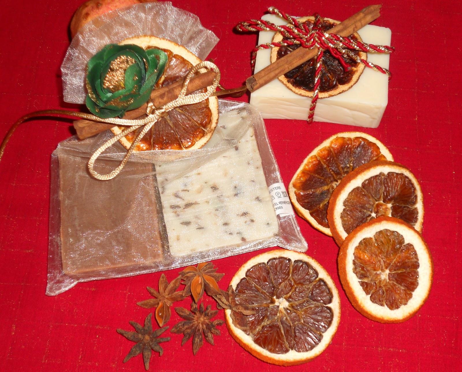 Addobbi Natalizi Con Frutta maghella di casa : addobbi di natale con frutta secca e spezie
