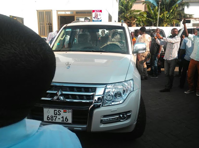 Mahama bribes NPP's Bugri Naabu with GH₵3.3m, V6 & V8 [Video]
