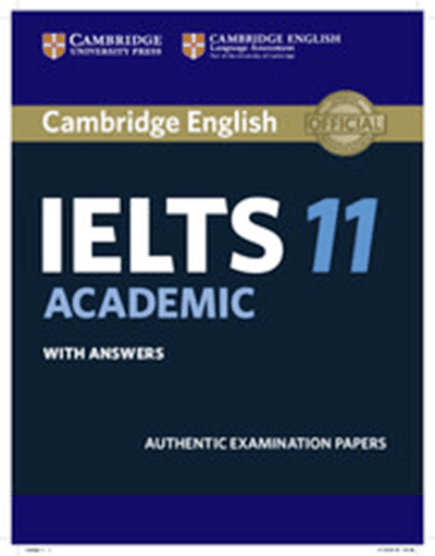 Download Cambridge IELTS 11 With PDF, Audio, And Answers (Academic Module)