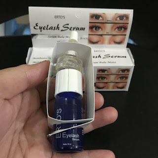 SERUM BULU MATA ERTOS EYELASH & EYEBROW SERUM Tarrie Shop