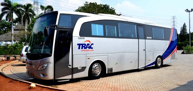 Kelebihan dan Harga Sewa Bus Pariwisata di Trac - Astra Rent Car
