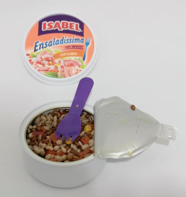 Ensaladíssima Cereales Isabel