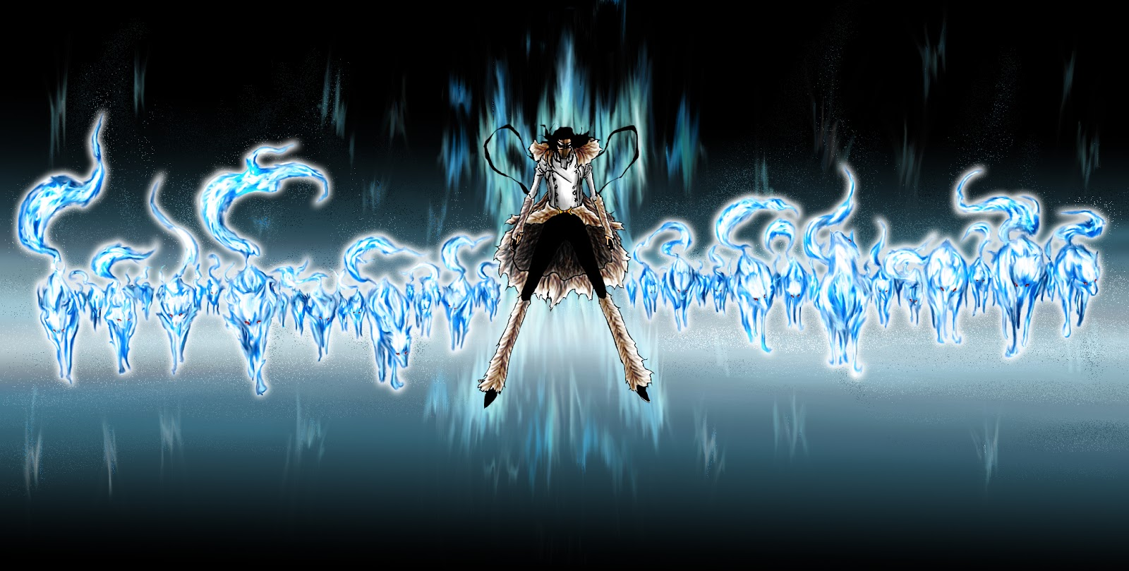 Coyote starrk 10 wallpapers your daily anime wallpaper - Fanart anime wallpaper ...