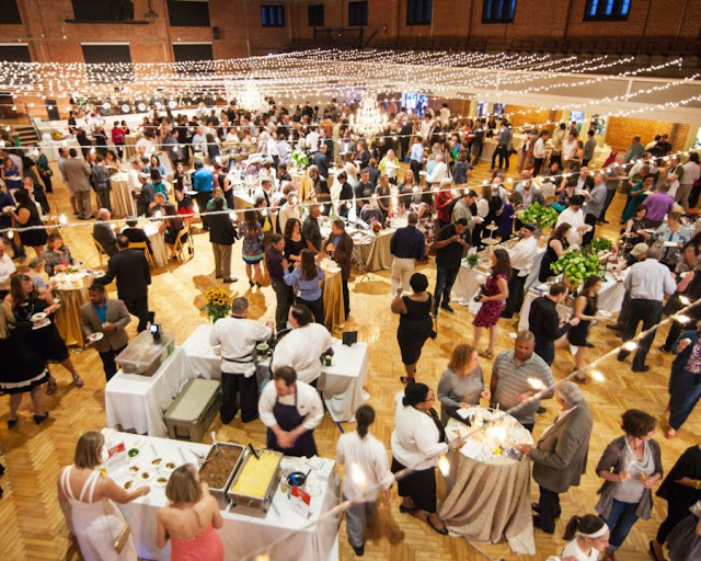 The Grand  Regional Taste Experience will be held at the Durham Armory on April 22
