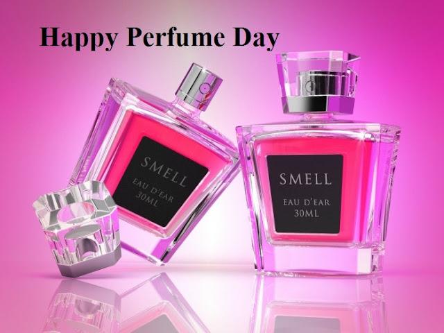 perfume day instageam status