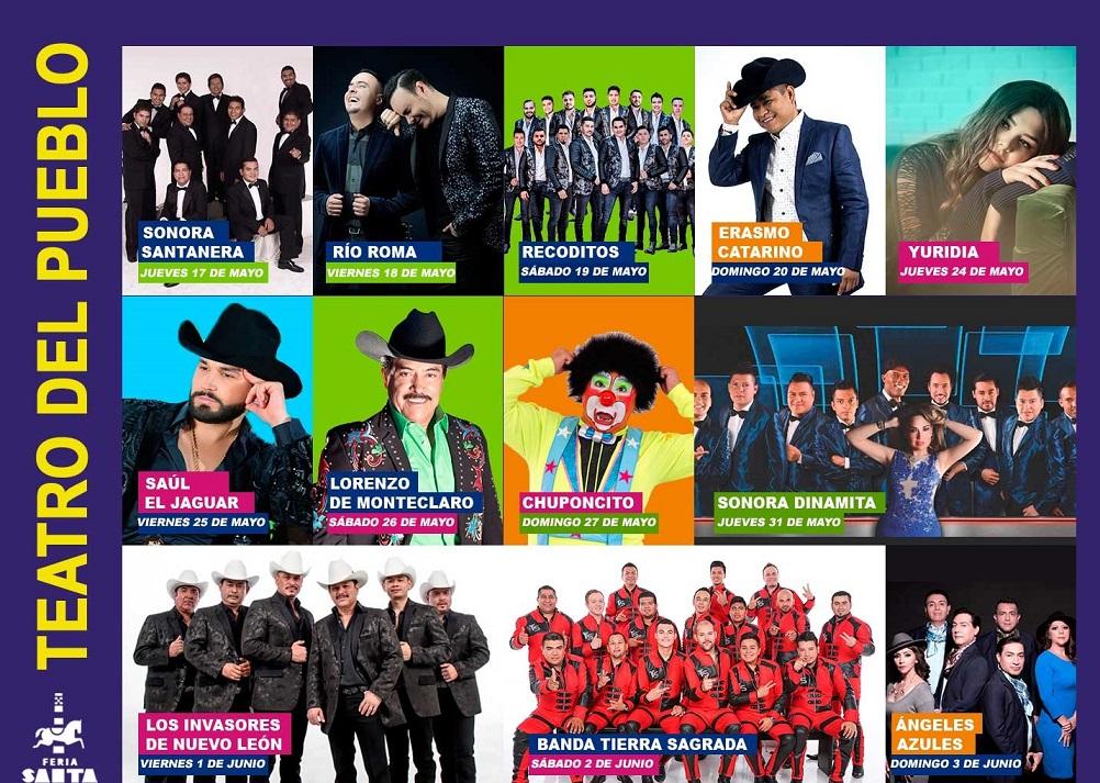 Feria Santa Rita Teatro del Pueblo 2018