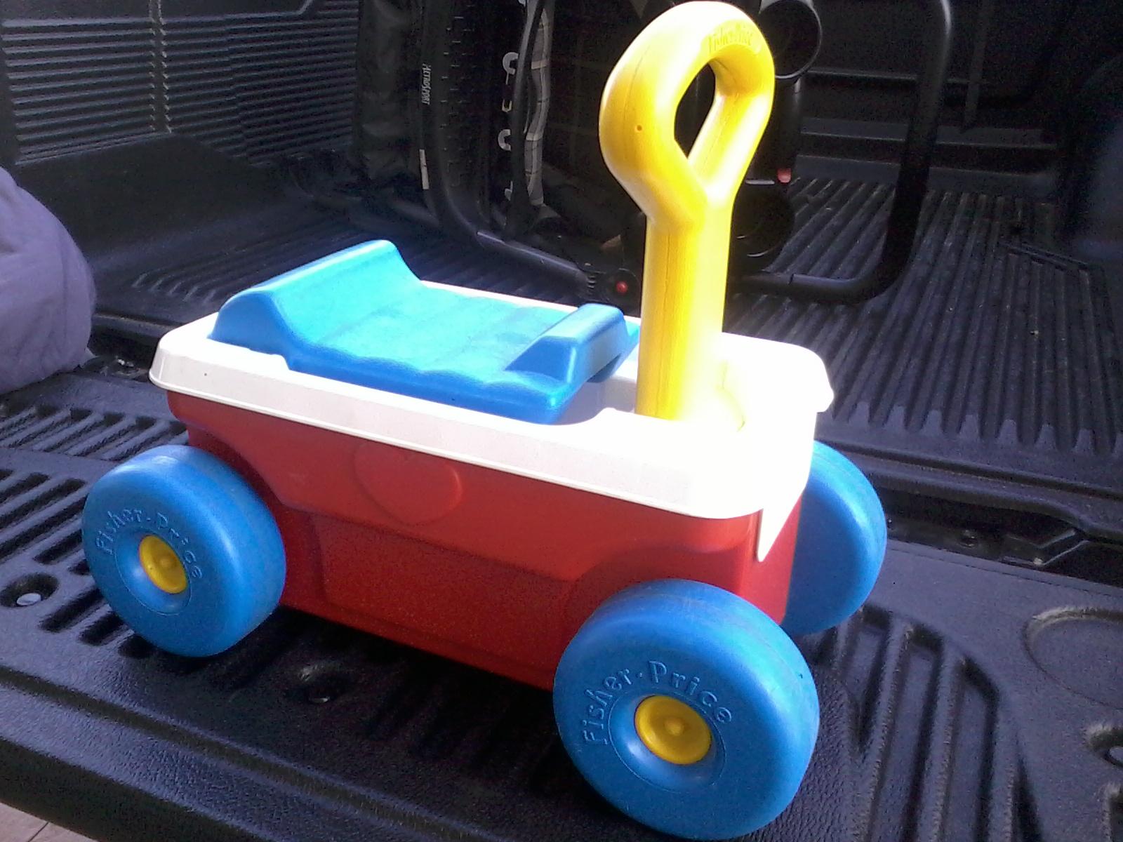 Aliff Preloved Store Fisher Price Ride On