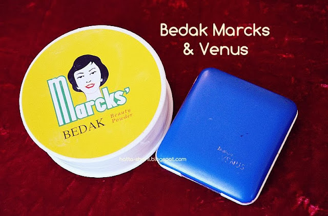 Review Bedak Marcks Venus