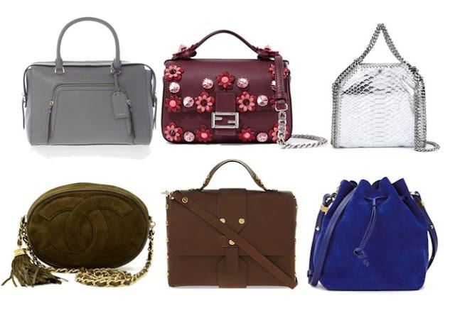 AW16 Designer Handbags
