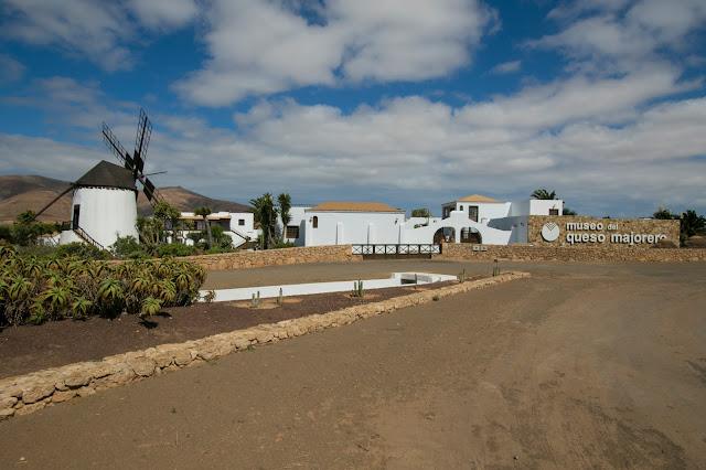 Museo del queso majorero-Fuerteventura