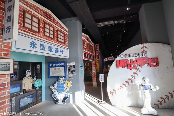 《台中.北屯》台中洲際棒球文創園區|迷你蛋|台中棒球故事館|LiLo咖啡館|假日市集
