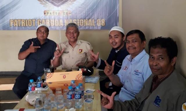 PATRA 08 dan FPI Siap Kapling Wilayah Bogor sebagai Basis Prabowo-Sandi