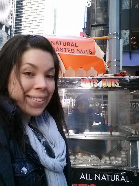 Nut4Nuts food cart