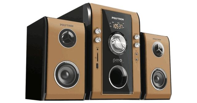 Speaker Aktif Polytron PMA 9503 Bluetooth Terbaru