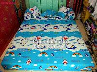 Sofa bed Inoac motif Doraemon 2 inoactasik