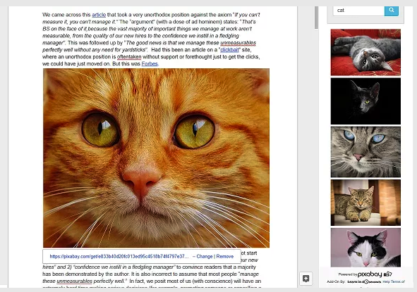 An Excellent Google Docs Add-on to Search and Insert Free Images in ...