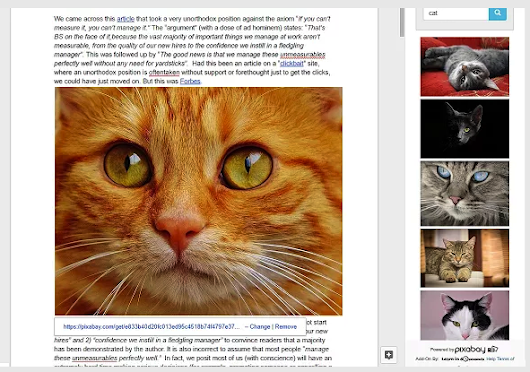 An Excellent Google Docs Add-on to Search and Insert Free Images in Your Documents