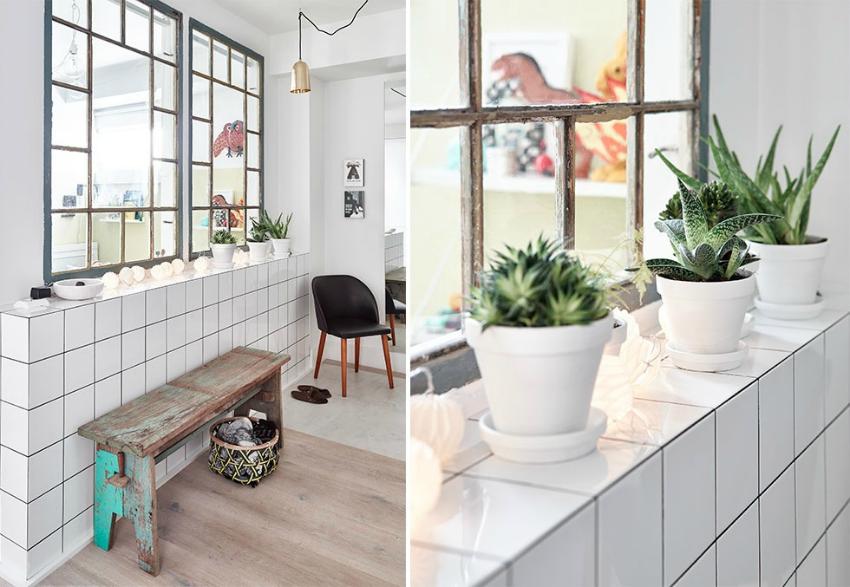 Reforma de pequeño apartamento by Habitan2