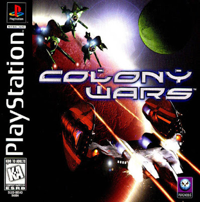 descargar colony wars psx mega