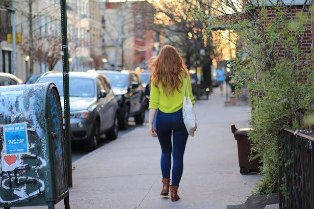 ulice brooklynu jest brudno