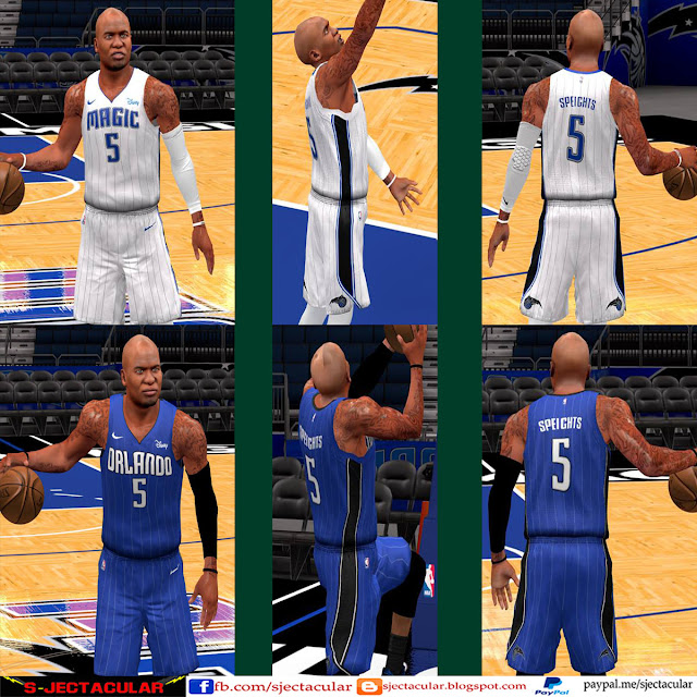 a0c2a6fe966 S-JECTACULAR  NBA 2K14 Association and Icon Jerseys 2017