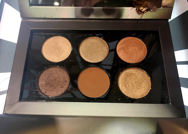 Pat McGrath Bronze Ambition Palette | bellnoirbeauty.com