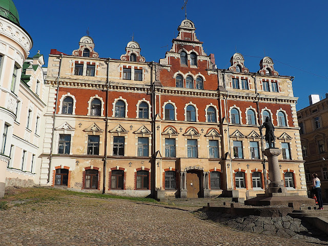 Выборг – ратуша (Vyborg - Town Hall)