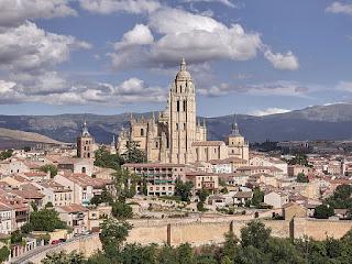 Material geriátrico en Segovia