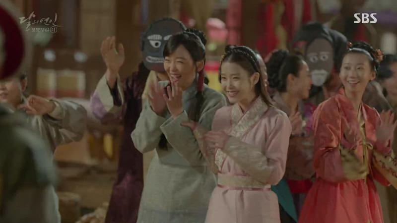 Little Angel Wish : Moon Lovers: Scarlet Heart Ryeo - Episode 2, 3