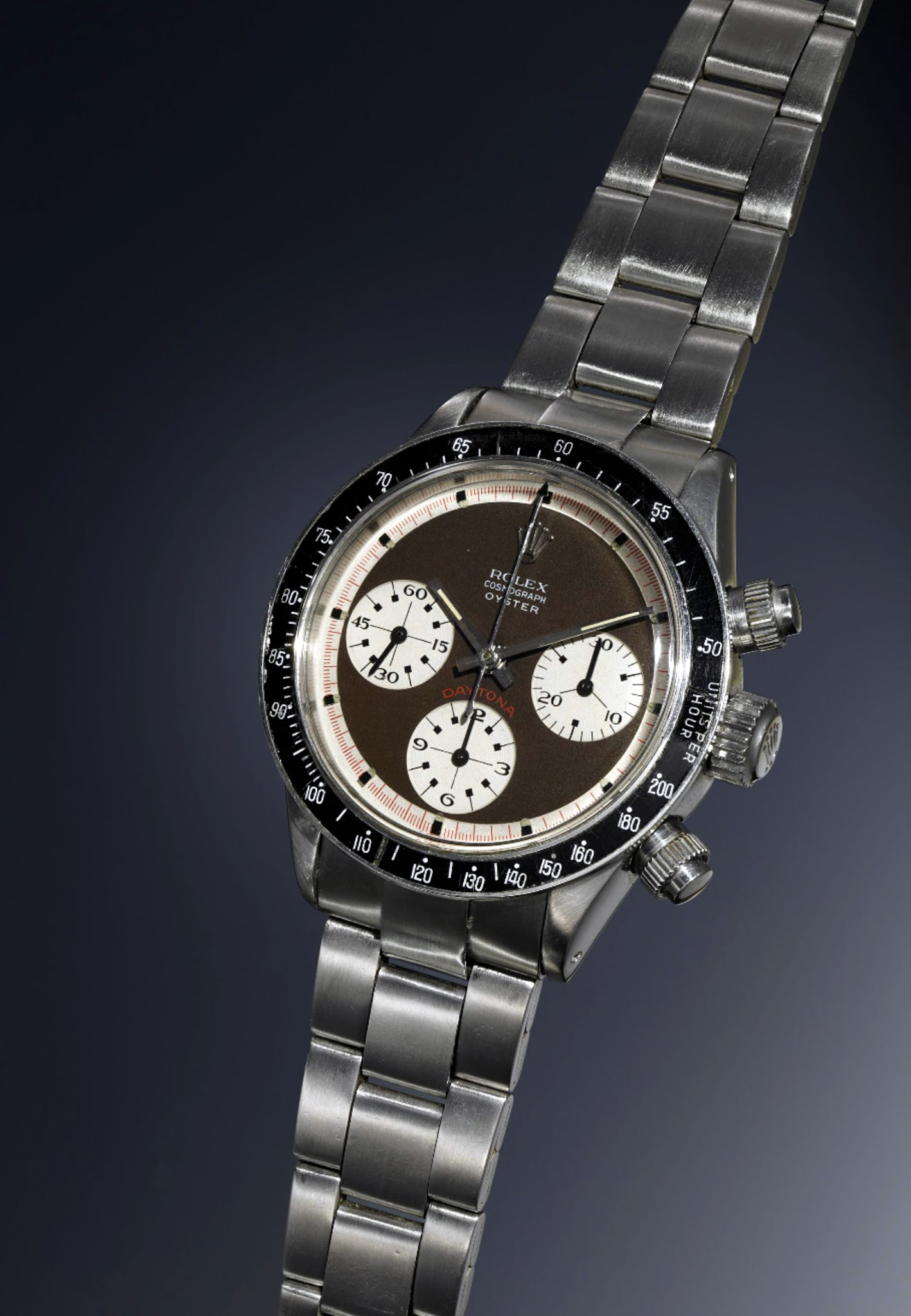 fa997fe94c8 Record Set For Rolex Daytona Phillips.com Sells for More than  2 Million!!!