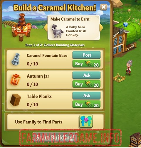 Caramel Kitchen Construction