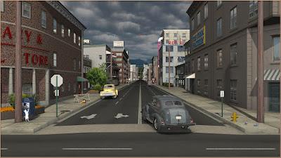 Movie Sets: 81 City Blocks