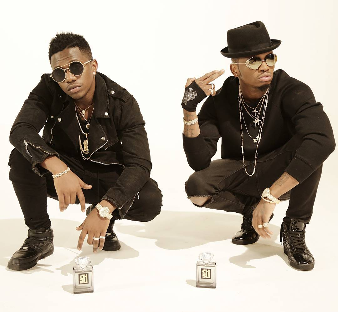 Diamond and Rayvanny banned from performing in their Home