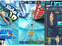 water slide 3D | Mod Apk Free Download