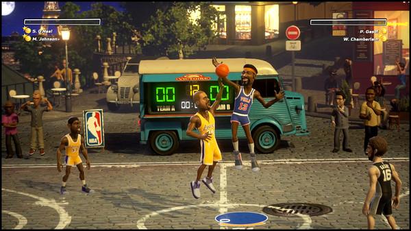 NBA Playgrounds por fin recibe online y otros detalles en Nintendo Switch