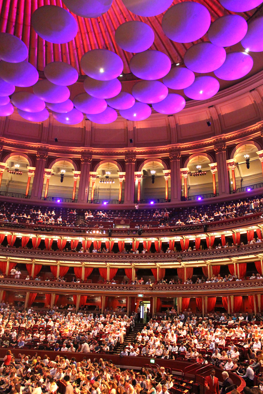 Tchaikovsky Gala, Royal Albert Hall - London lifestyle & culture blog