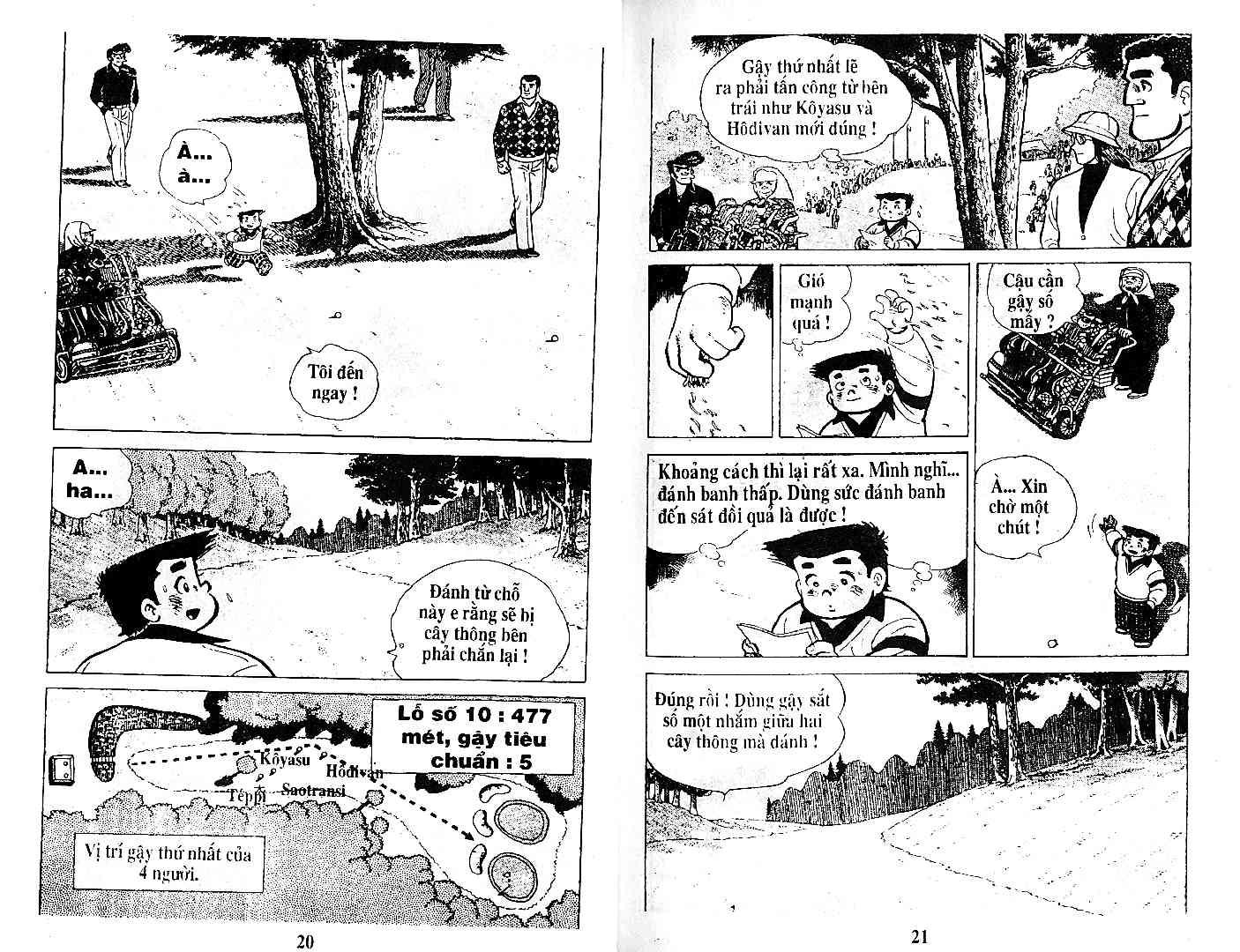 Ashita Tenki ni Naare chapter 26 trang 9