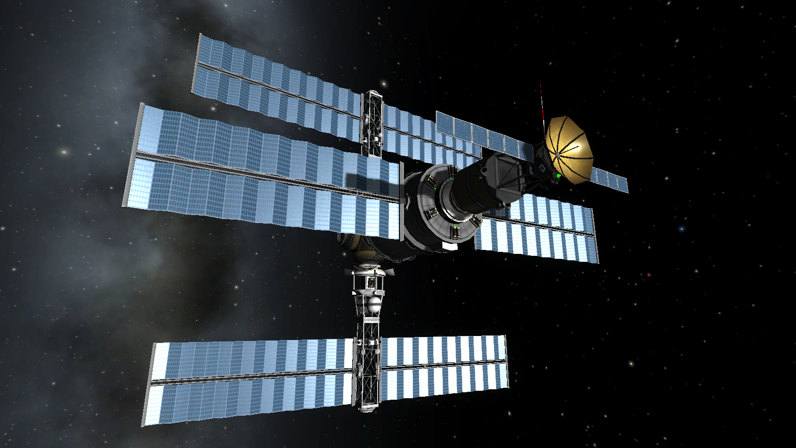 Space Station Basics: KSP 0 18 and Docking | Kerbal Space Program Blog