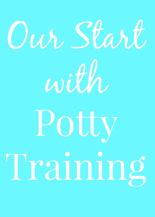 Tips and tricks for how we are potty training our toddler.