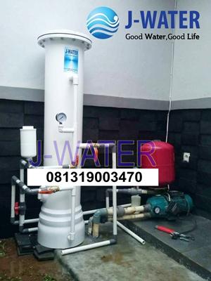 filter air sumur di bogor