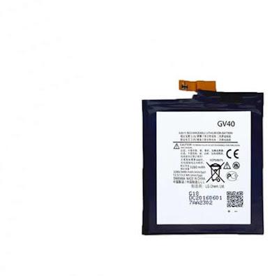 3280mAh 3.8V batterij voor Motorola Moto Z Droid Force 1650-2 GV40 SNN5968A
