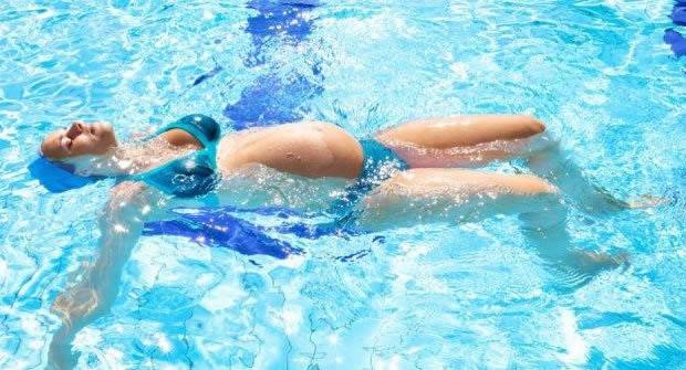 Aturan Olahraga Air Ibu Hamil