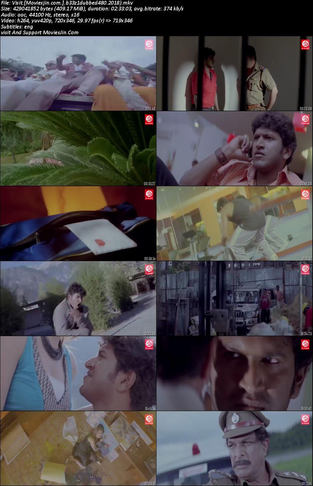 Baazi 2018 HD Hindi Dubbed 399MB 480p Download