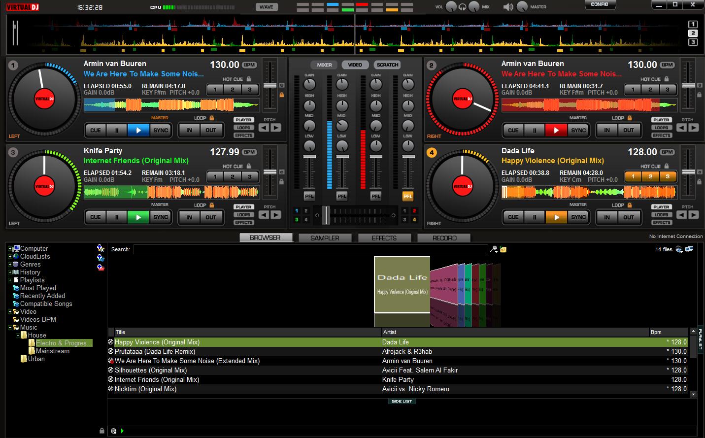 download free virtual dj 7.0 full version free