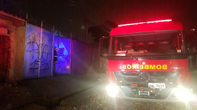 VANDALISMO: Quarta antena telefônica é atacada; dupla é detida