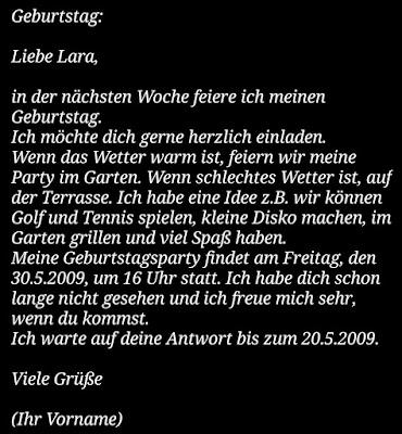 Brief Schreiben A2 Pdf German Brief 02 A1 A2 B1 B2 C1 C2 Youtubeneue