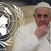Papá Francisco Pide Un Nuevo Gobierno Mundial Para Salvar A La Humanidad Del Calentamiento Global.