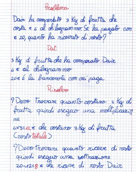didattica matematica scuola primaria: Problemi su valore ...